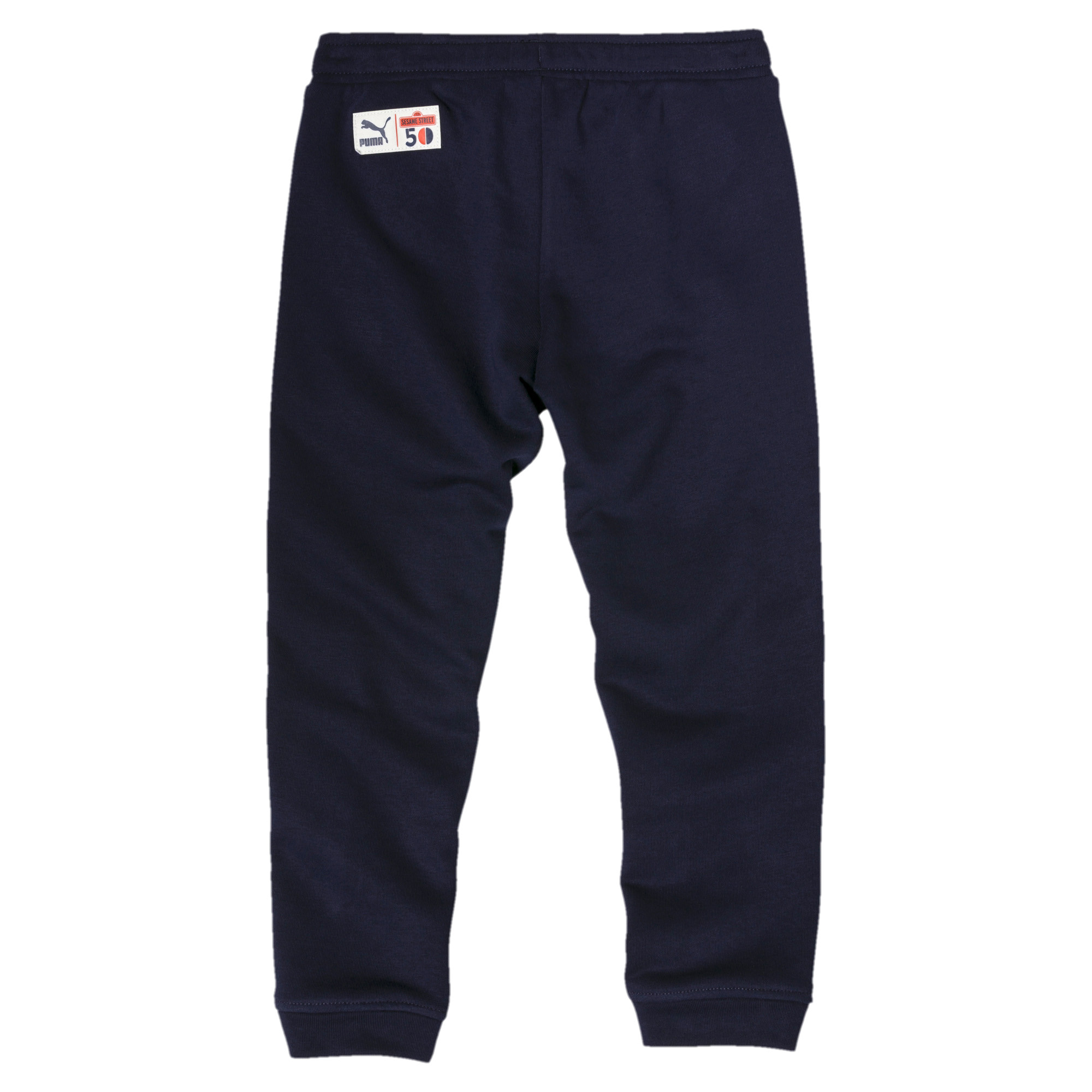 Image Puma PUMA x SESAME STREET Knitted Boys' Pants #2