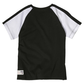 Thumbnail 2 of T-Shirt Rue Sésame pour fille, Cotton Black, medium