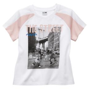 T-Shirt Rue Sésame pour fille