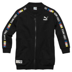 PUMA x SESAME STREET Girl's Full Zip Jacket