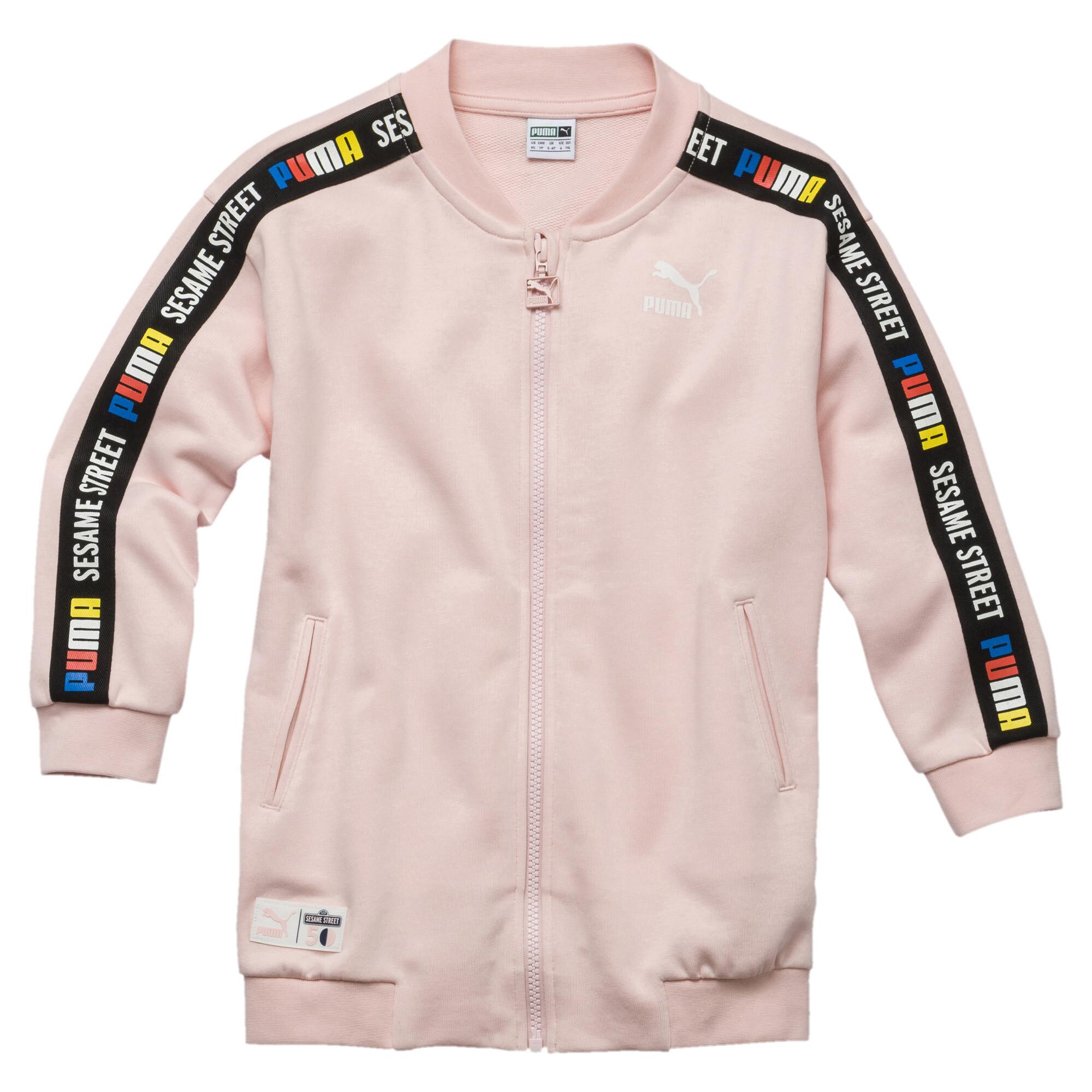 Image Puma PUMA x SESAME STREET Girls' Jacket #1