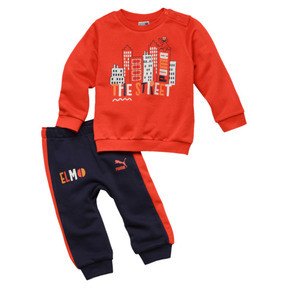 Thumbnail 1 of Sesame Street Babies' Jogger, Cherry Tomato, medium