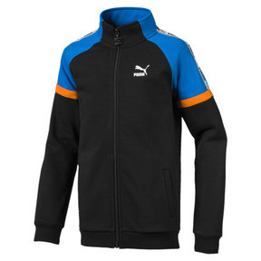 XTG Retro Zip Up Boys' Jacket