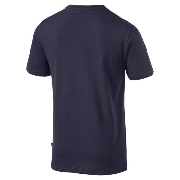 Camiseta holgada, Peacoat, grande