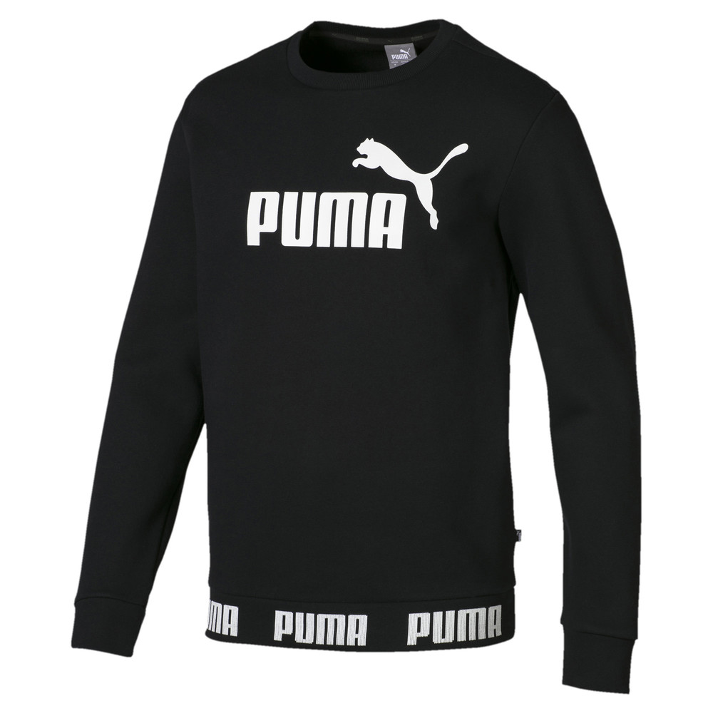 Image Puma Amplified Fleece Men's Sweater #1