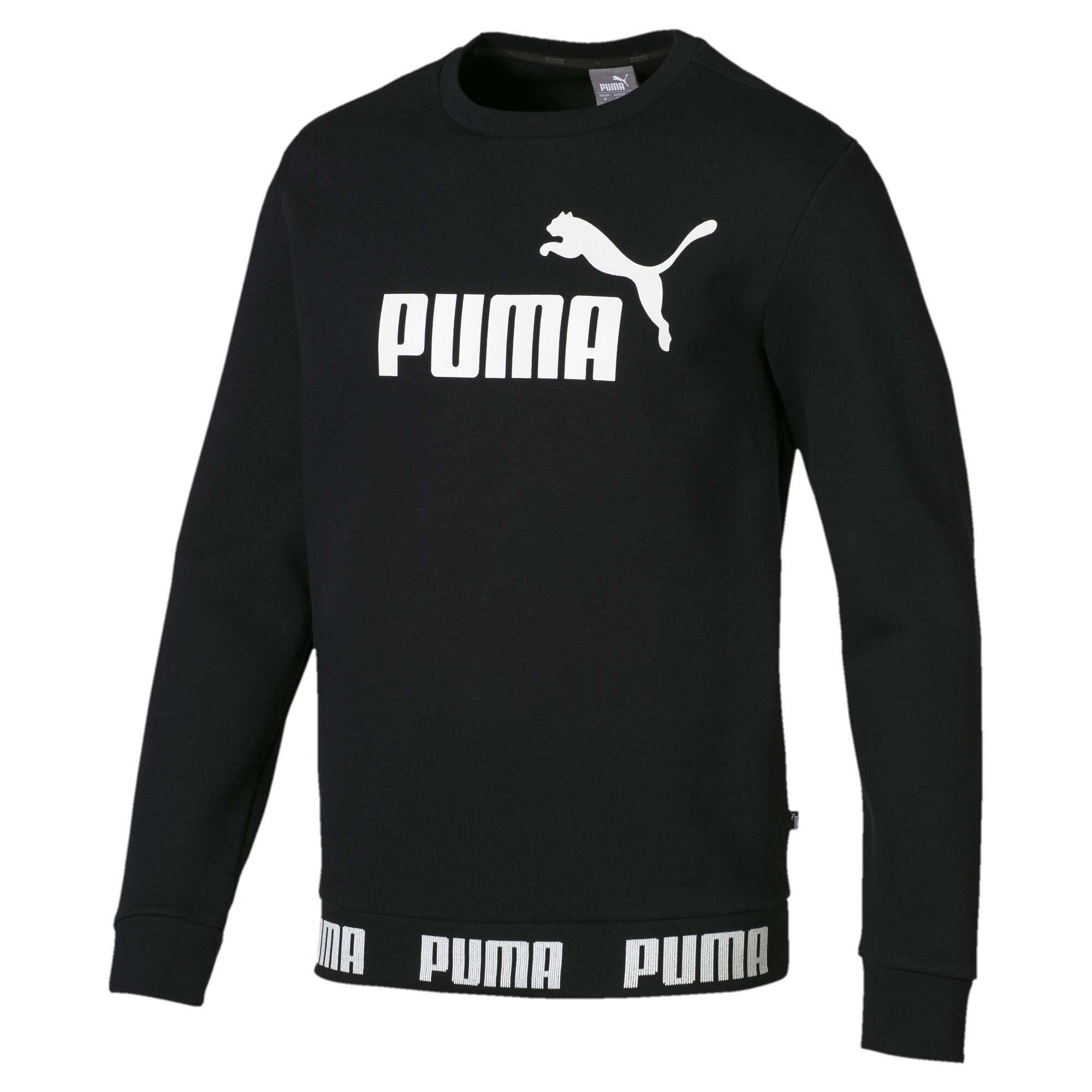 Image Puma Amplified Fleece Men's Sweater #4