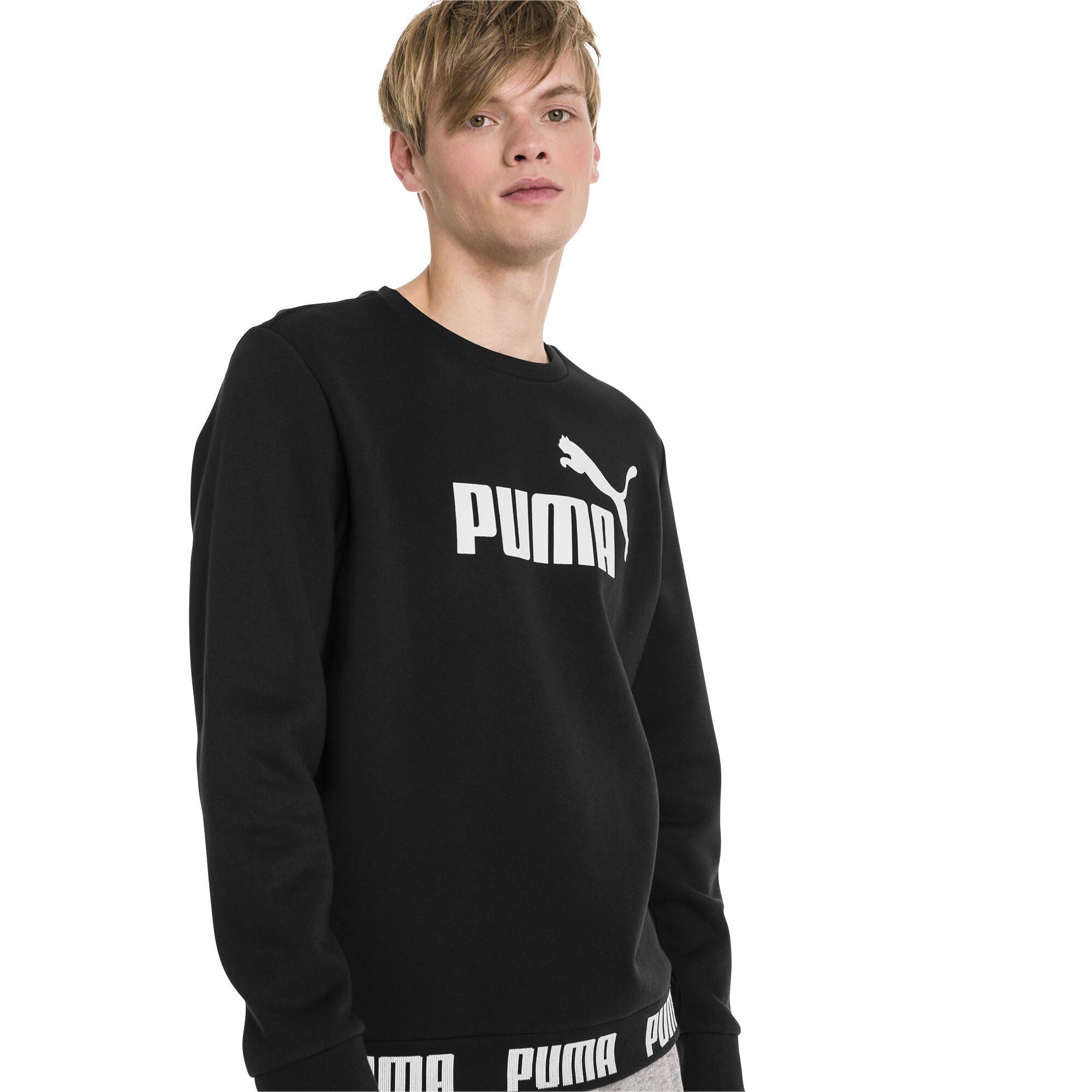 Image Puma Amplified Fleece Men's Sweater #1