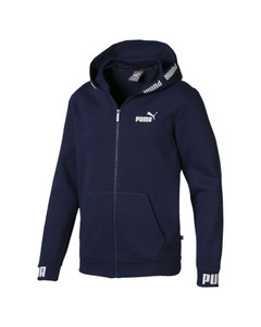 Image Puma Amplified Men's Hooded Fleece Jacket