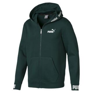 Image Puma Amplified Men's Hooded Fleece Jacket