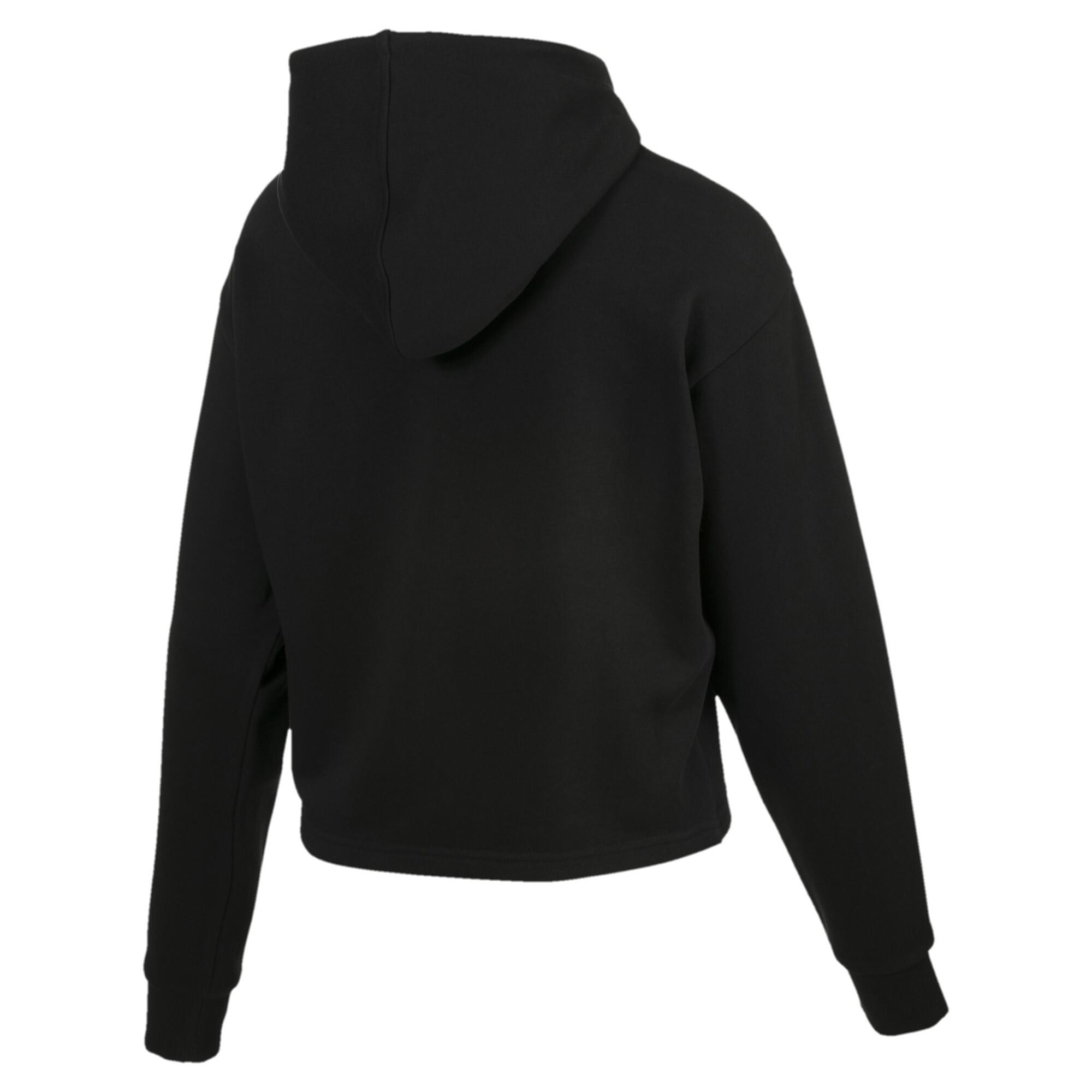 Image Puma Essentials+ Cropped Women's Hoodie #5