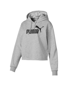 Image Puma Essentials+ Cropped Women's Hoodie