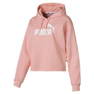Image Puma Essentials+ Cropped Women's Hoodie