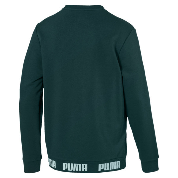 Amplified Men's Sweater, Ponderosa Pine, large