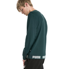 Thumbnail 2 of Amplified Men's Sweater, Ponderosa Pine, medium