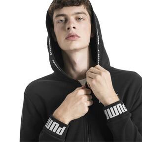 Imagen en miniatura 4 de Chaqueta deportiva con capucha de hombre Amplified, Cotton Black, mediana