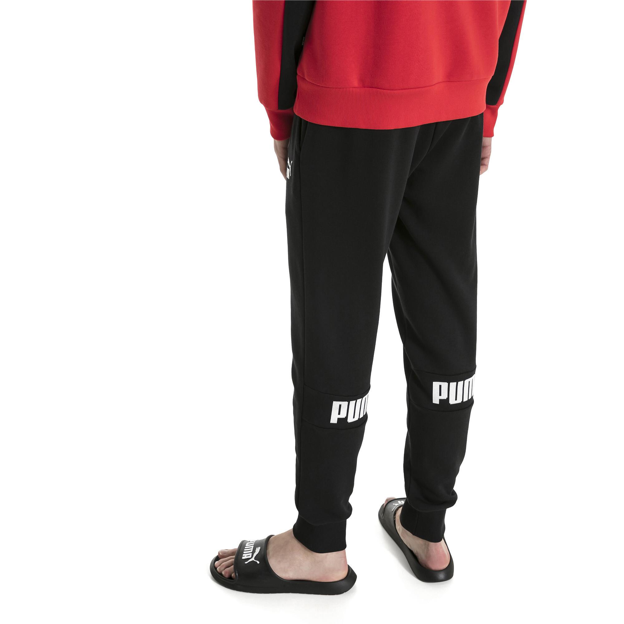 Image Puma Amplified Men's Sweat Pants #2