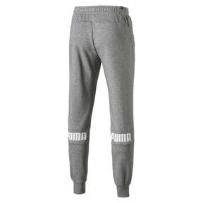 Thumbnail 6 of Amplified Men's Sweatpants, Medium Gray Heather, medium