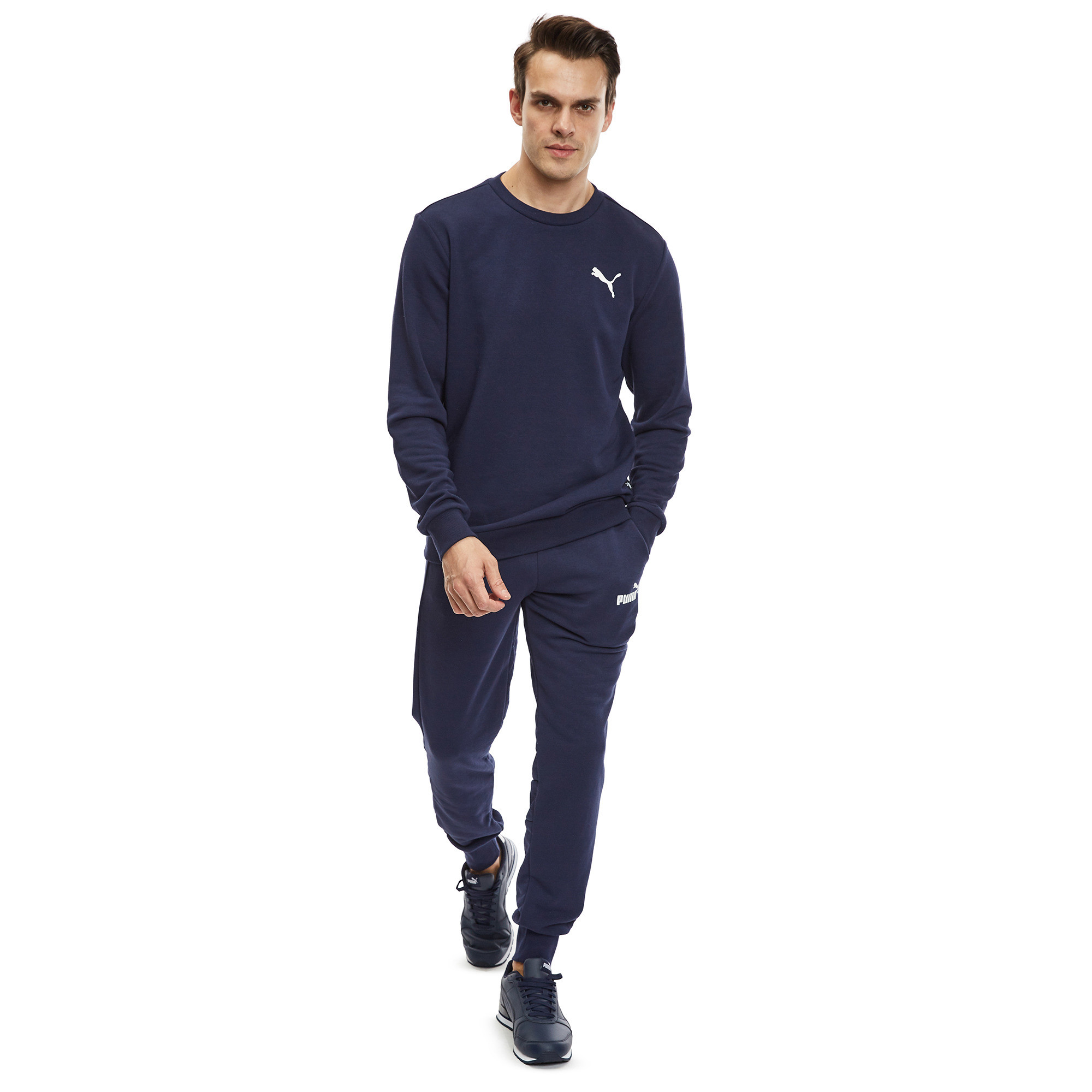 Image Puma Amplified Men's Sweat Pants #3