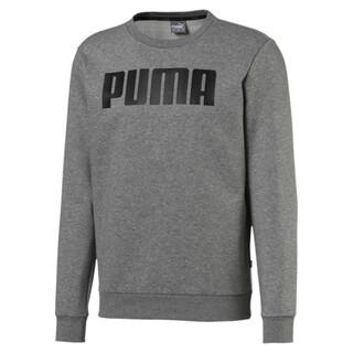 Image PUMA Essentials Fleece Crew Neck Men's Sweater