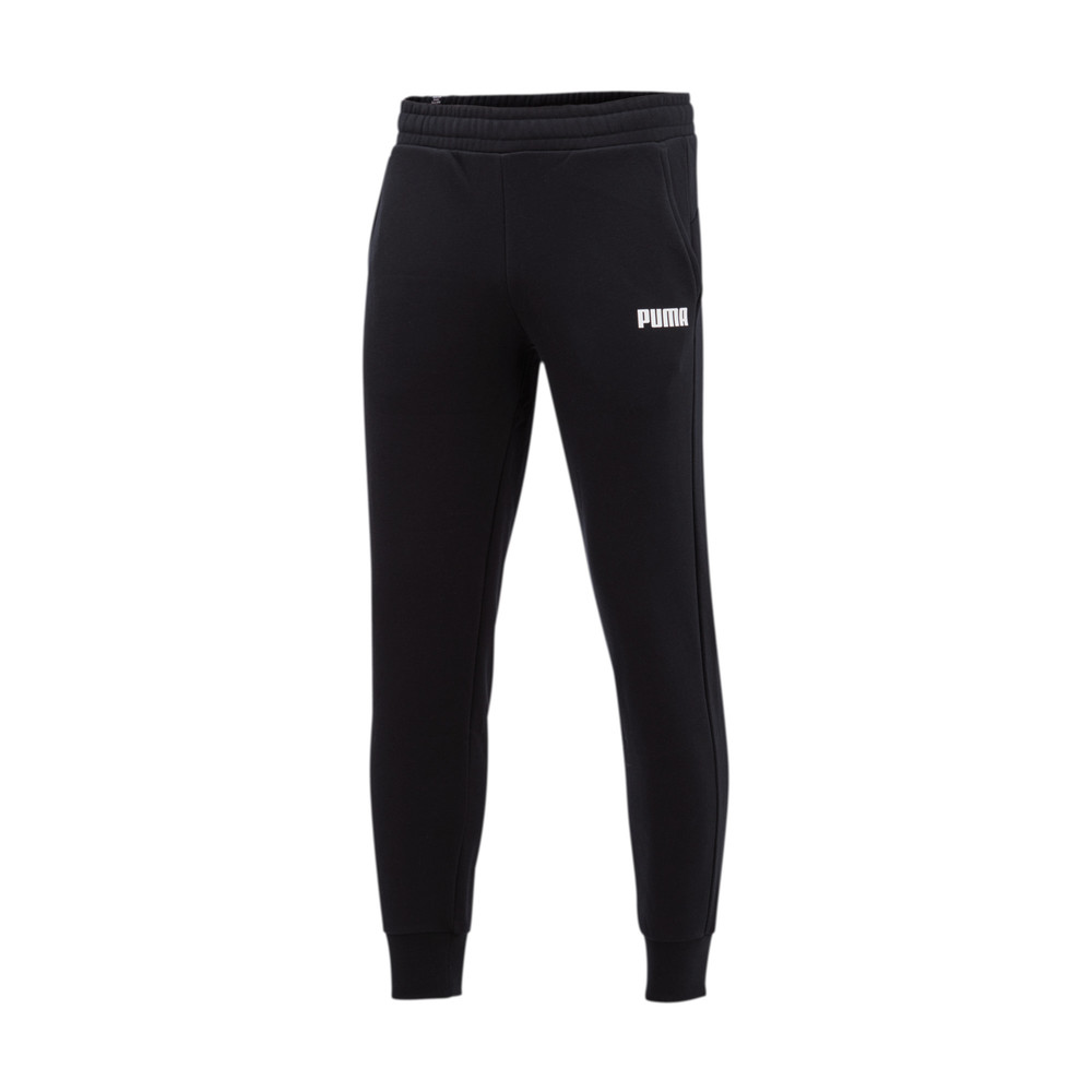 Image PUMA Essentials Men's Fleece Sweatpants #1