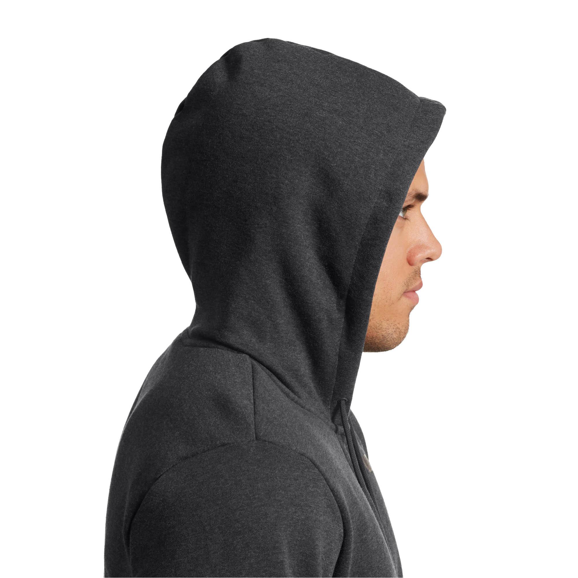 PUMA-Essential-Full-Zip-Hoodie-Men-Sweat-Basics thumbnail 7