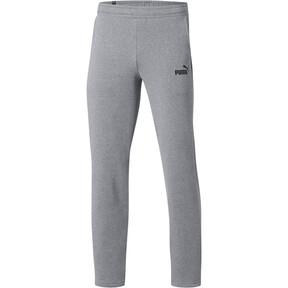 Thumbnail 1 of Eseential Logo Full-Length Pants, Medium Gray Heather, medium