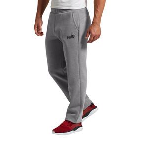 Thumbnail 2 of Eseential Logo Full-Length Pants, Medium Gray Heather, medium