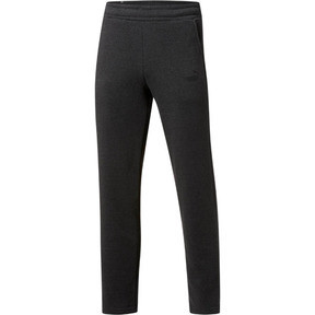 Thumbnail 1 of Eseential Logo Full-Length Pants, SMU- Dark Gray Heather, medium