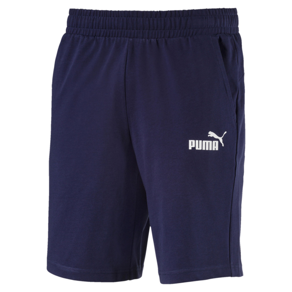 Image Puma Essentials Jersey Men's Shorts #1
