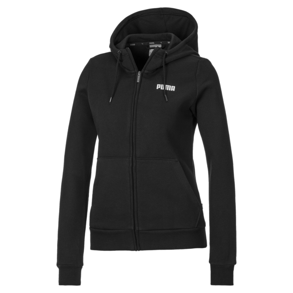 Image PUMA Essentials Full Zip Fleece Women's Hoodie #1