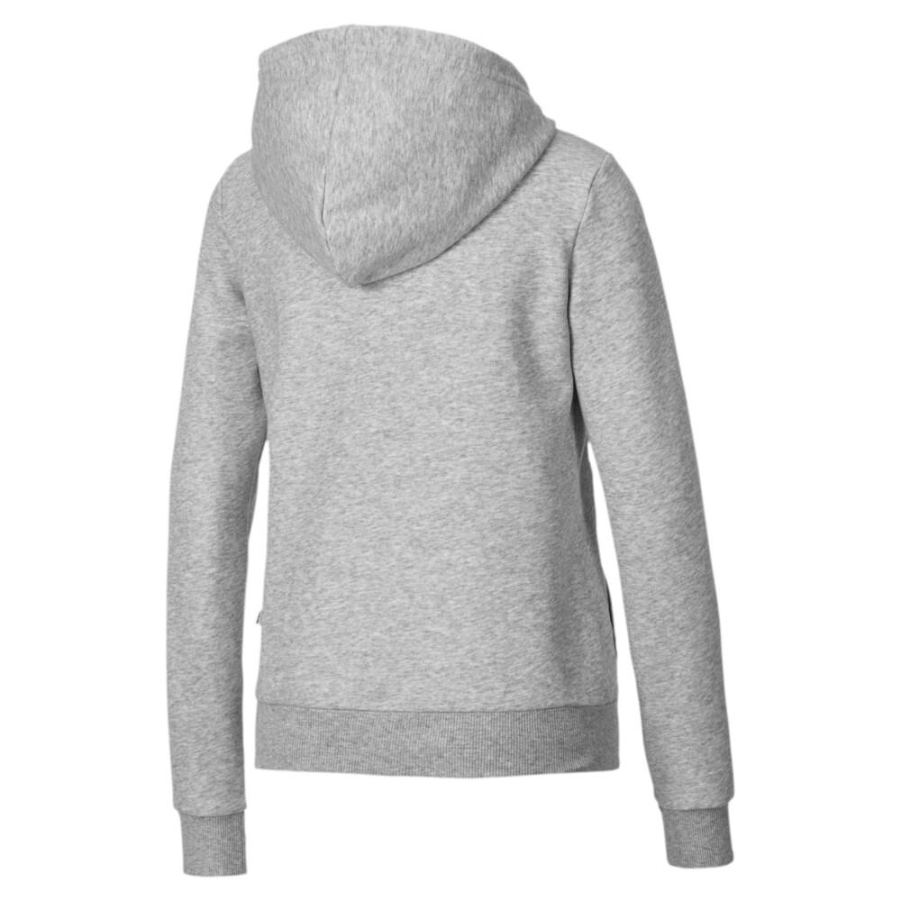 Image PUMA Essentials Full Zip Fleece Women's Hoodie #2