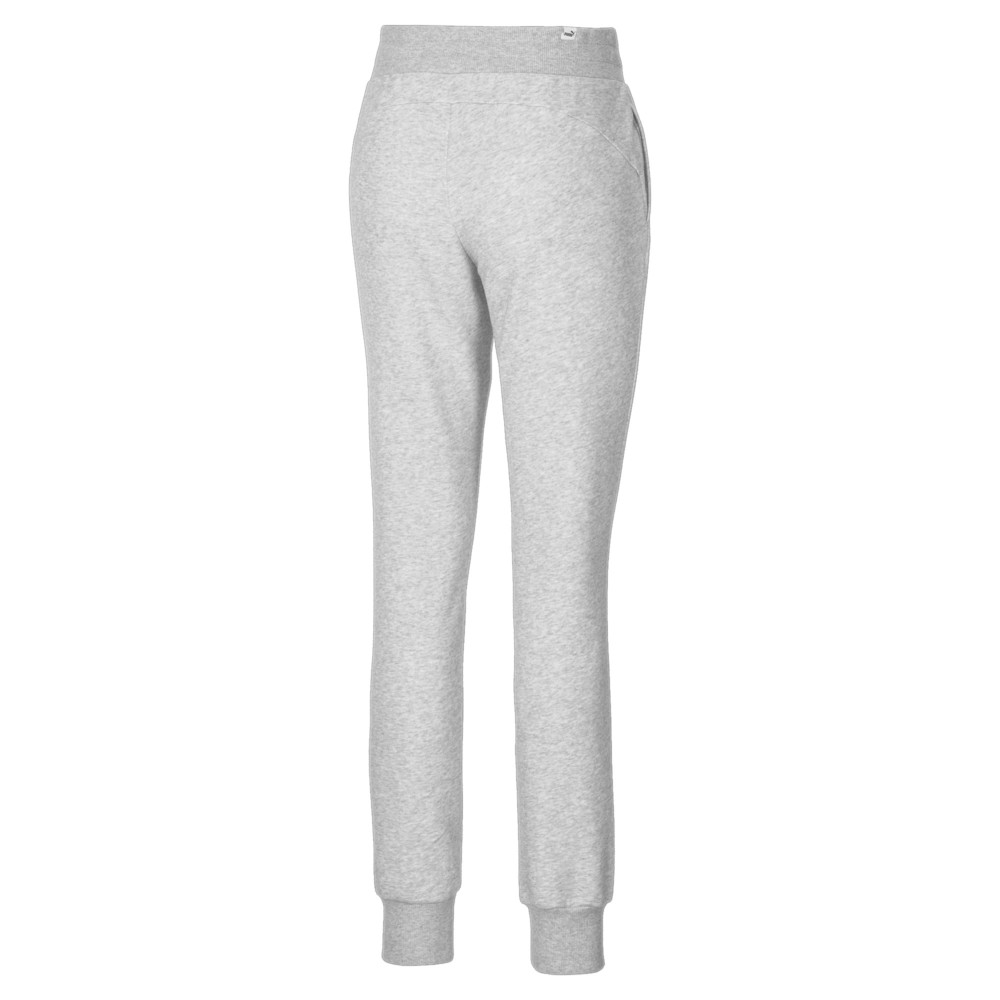 Image PUMA Essentials Cuffed Fleece Women's Sweatpants #2