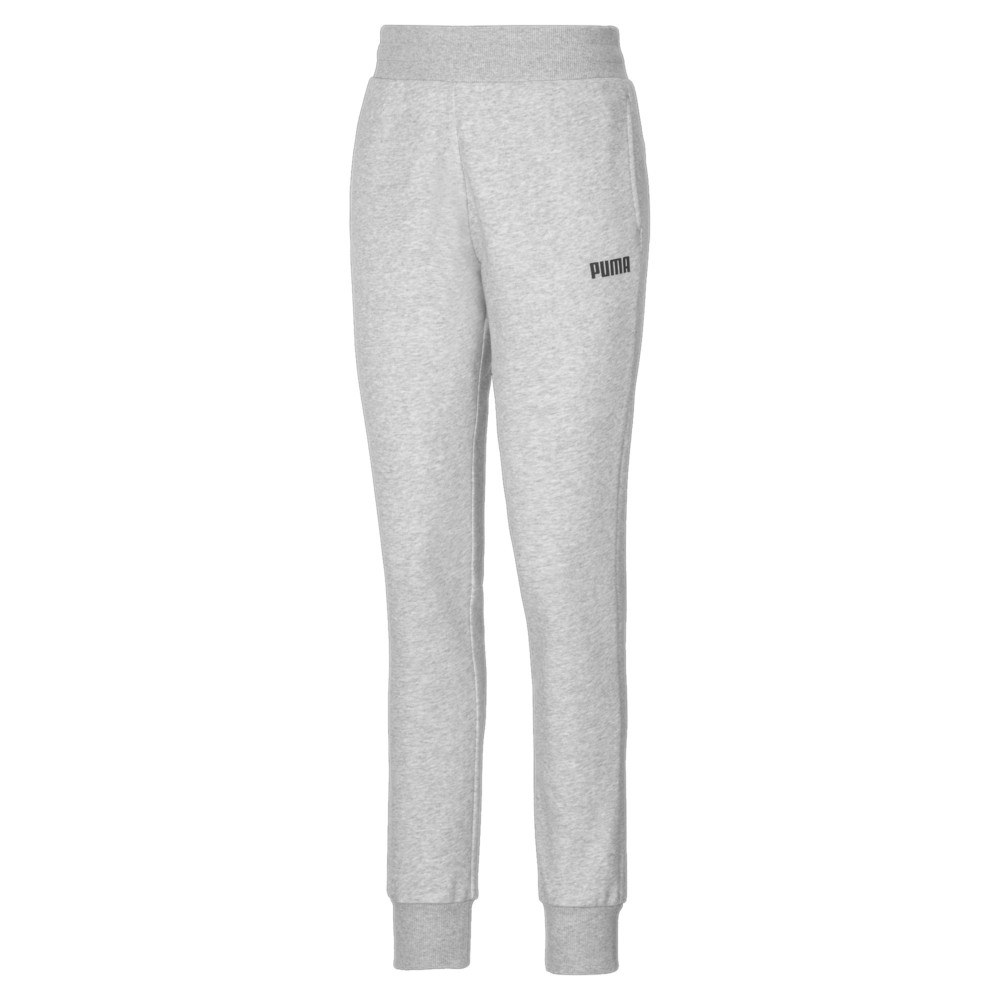 Image PUMA Essentials Cuffed Fleece Women's Sweatpants #1