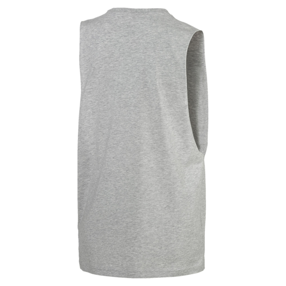 Image Puma Essentials+ Cut Off Women's Tank Top #2