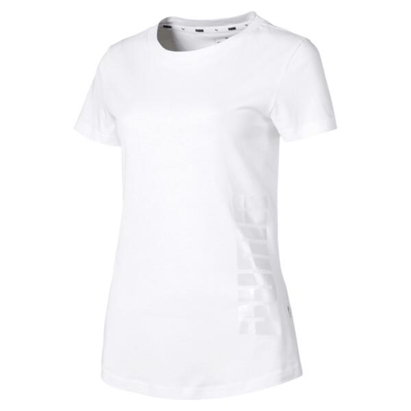 Summer Women's Tee, Puma White, large