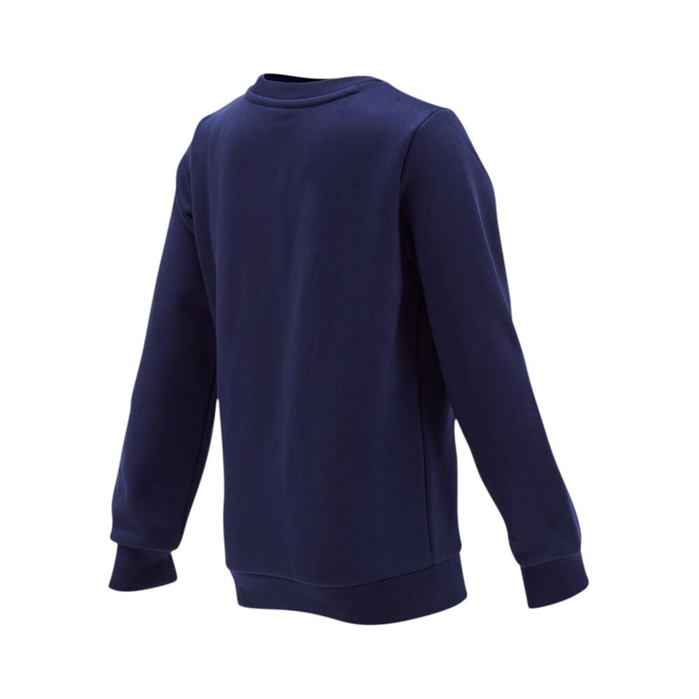 Image PUMA Essential Boys' Crew Fleece Sweatshirt #2