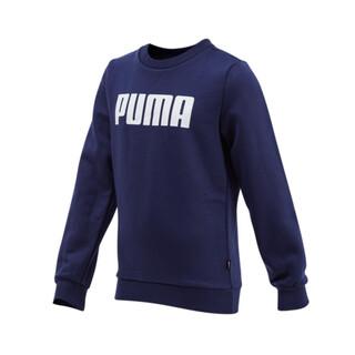 Image PUMA Essential Boys' Crew Fleece Sweatshirt