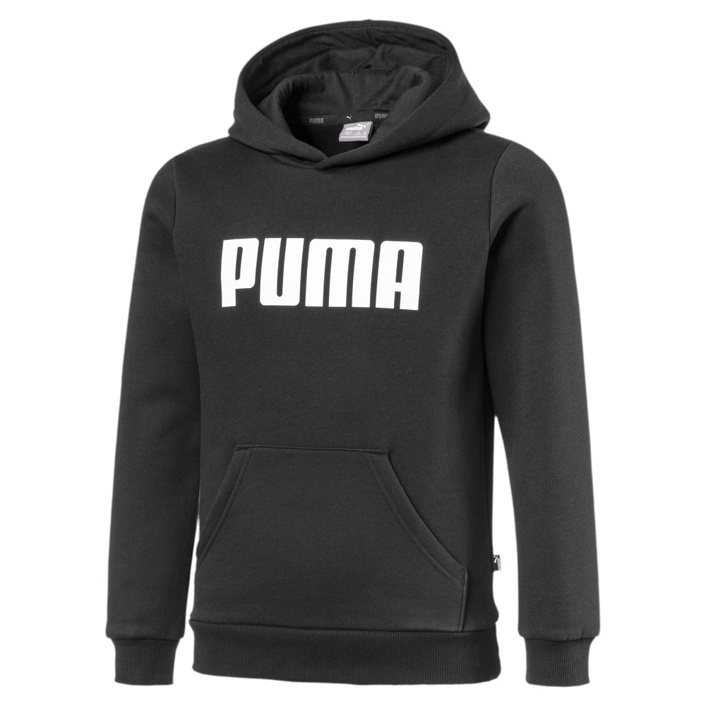 Image PUMA Essentials Fleece Boys' Hoodie #1