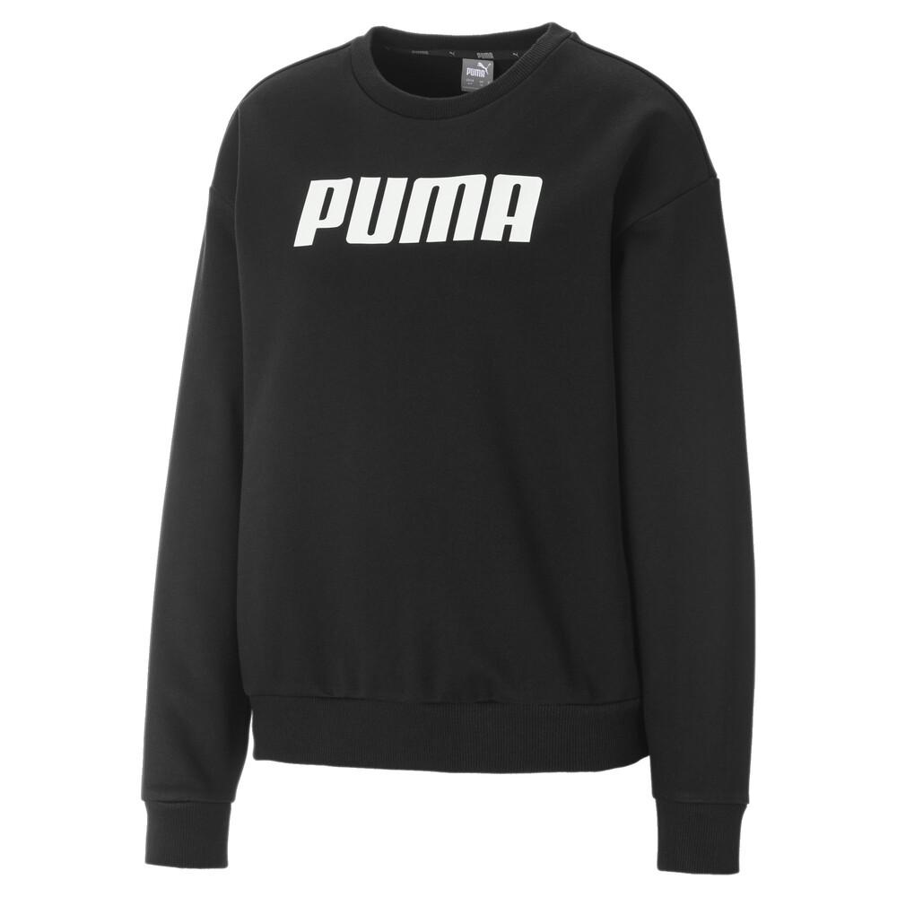Image PUMA Essentials Crew Neck Fleece Women's Sweater #1