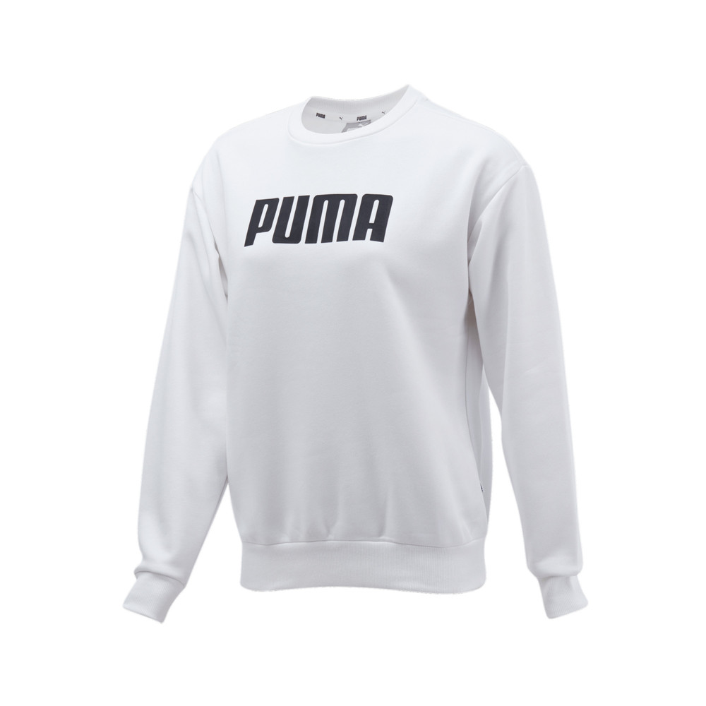 Image PUMA Essentials Crew Neck Fleece Women's Sweater #1