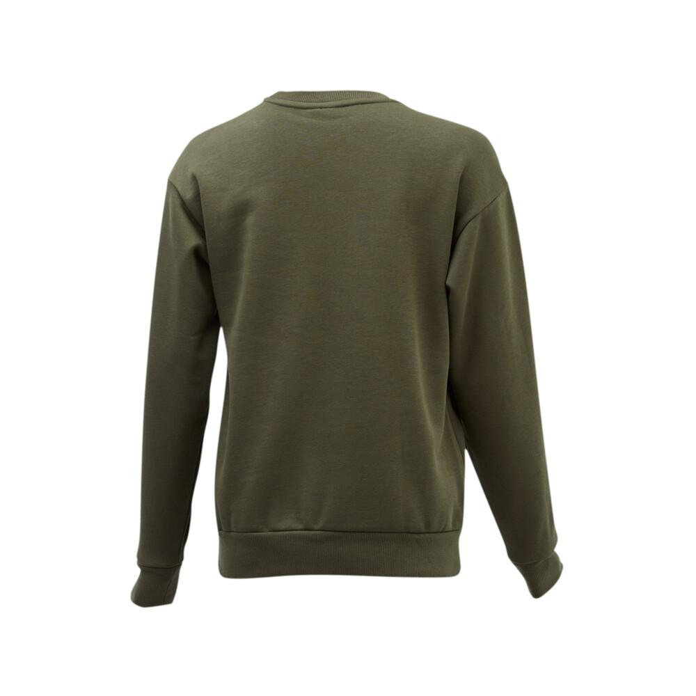 Image PUMA Essentials Crew Neck Fleece Women's Sweater #2
