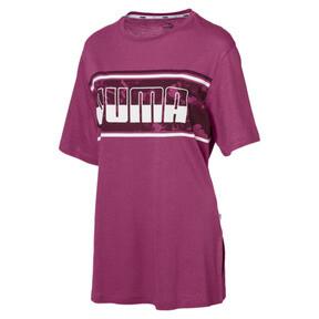 REBEL Boyfriend Logo T-Shirt