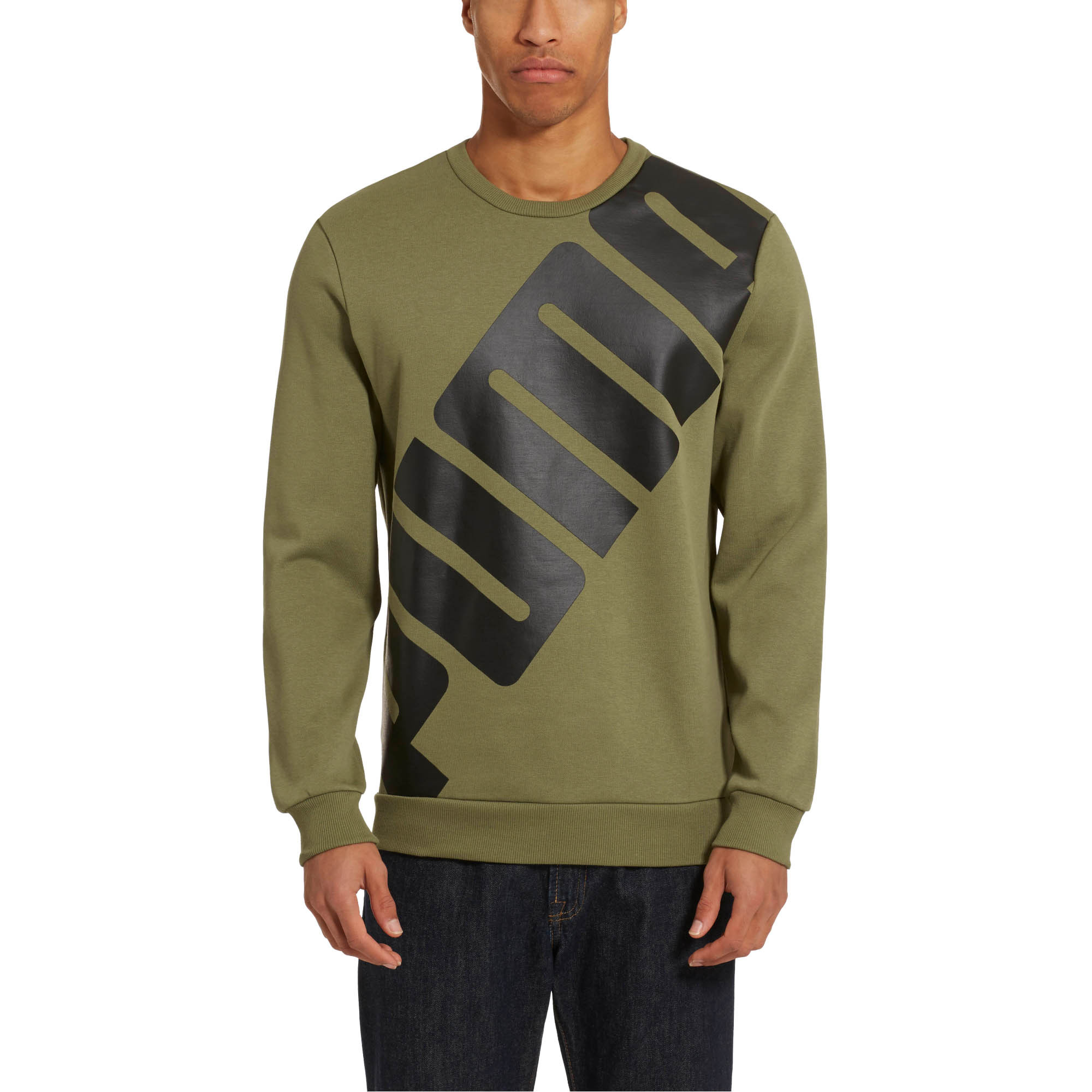 Image Puma Big Logo Men's Sweater #1