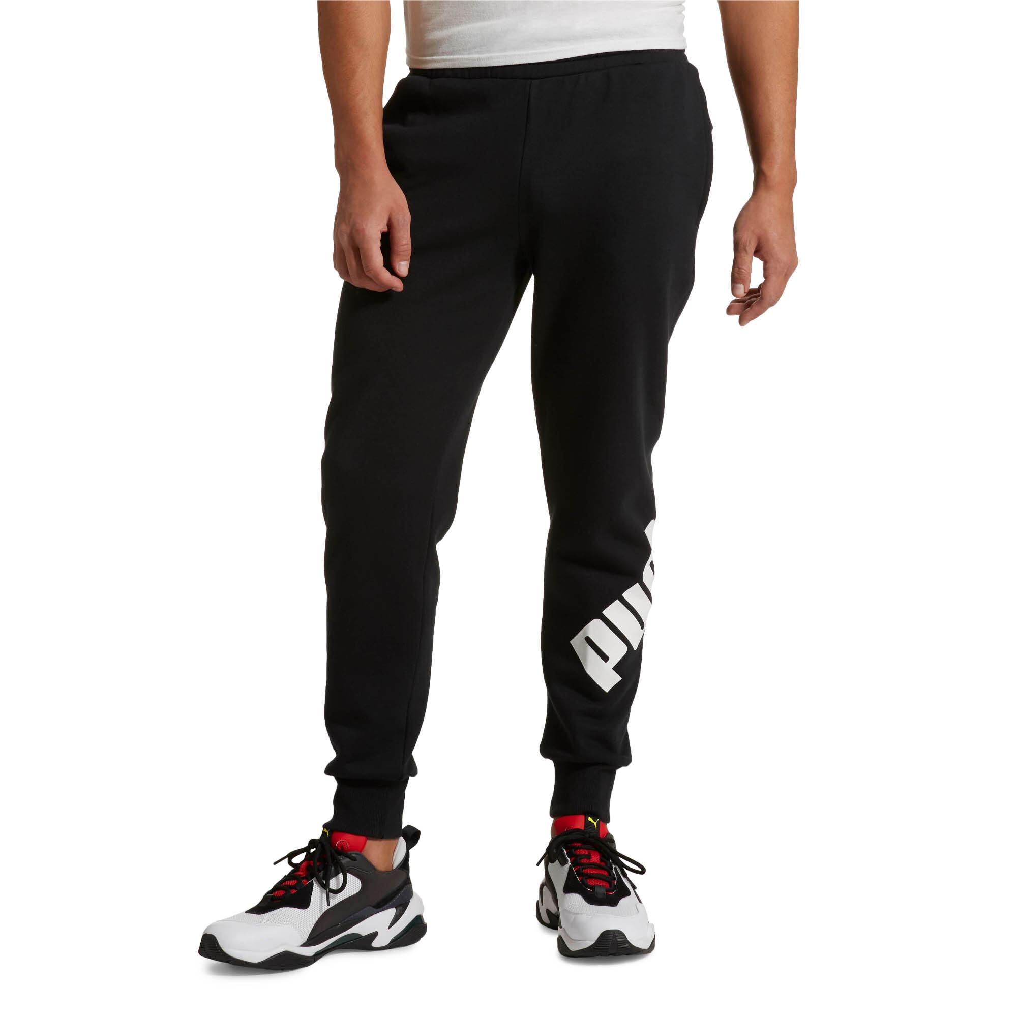 Image Puma Big Logo Men's Pants #1
