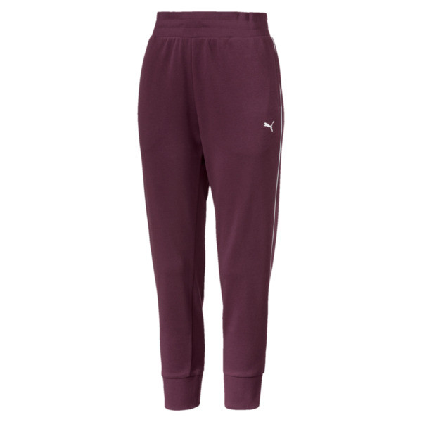 REBEL Track Pants, Fig, large