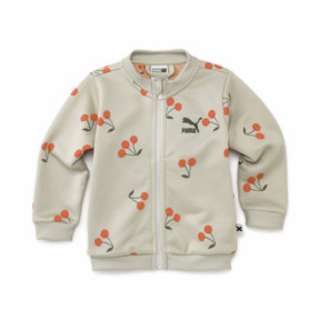 Thumbnail 1 of PUMA x TINYCOTTONS Kids' Jacket, Alfalfa, medium