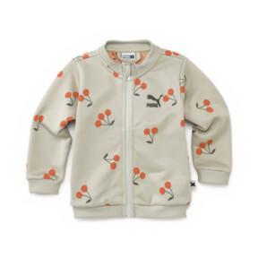 Thumbnail 1 of PUMA x TINYCOTTONS Classic Full Zip Jacket, Alfalfa, medium