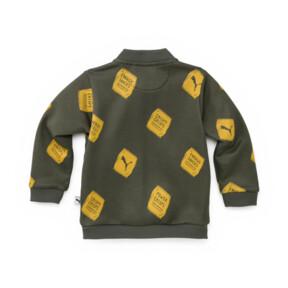 Thumbnail 2 of PUMA x TINYCOTTONS Classic Full Zip Jacket, Thyme, medium
