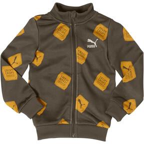 Thumbnail 1 of PUMA x TINYCOTTONS Classic Full Zip Jacket, Thyme, medium