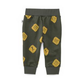 Thumbnail 2 of PUMA x TINYCOTTONS Classic Pants, Thyme, medium